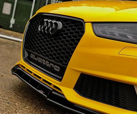 Audi S1 Front Splitter