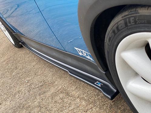 MINI Cooper S R53 Side skirt splitters
