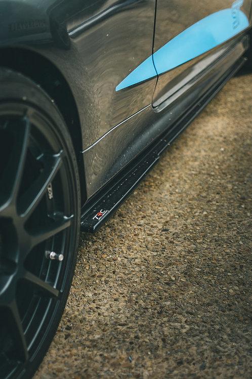 Fiesta MK8 ST / ST-Line Side skirt splitters
