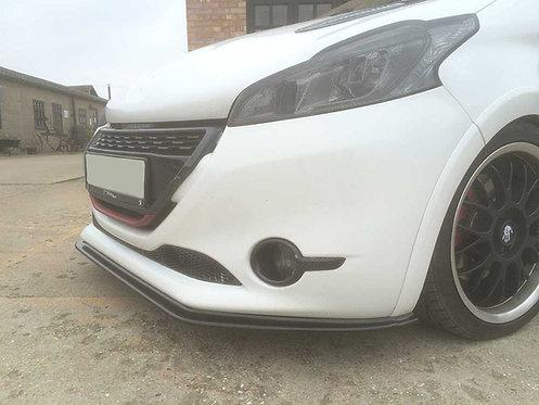 Peugeot 208 GTI Front Splitter