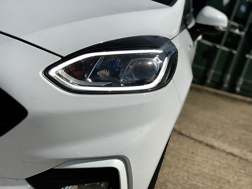 Fiesta MK8 ST-Line / ST V2 Headlight Brows