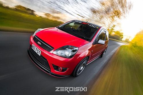 Fiesta MK6 ST/ZS Front Splitter