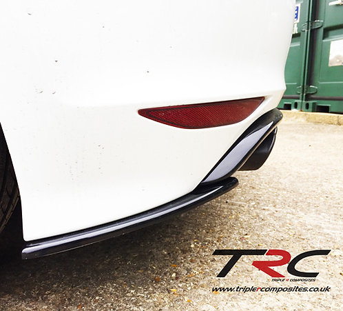 Golf MK7 R Rear Spats