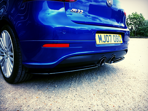 Golf MK5 R32 Rear Spats
