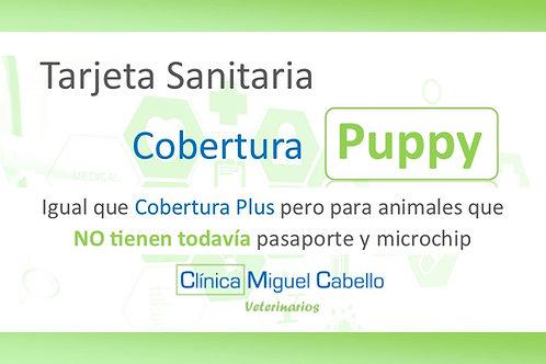 Cobertura Puppy (Microchip a implantar)