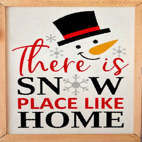 There is Snow place like home