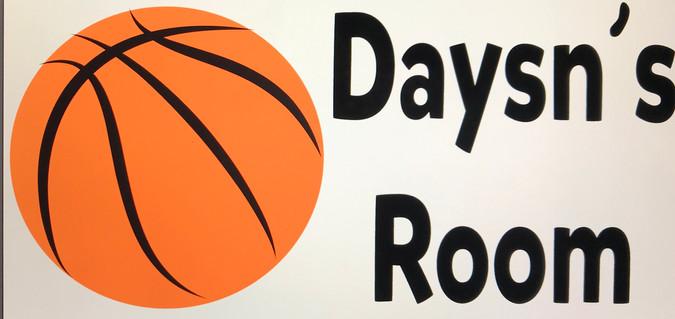 Basketball _____'s Room