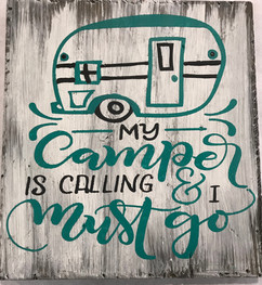 My Camper is Calling
