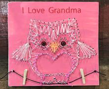 Owl- I love ___