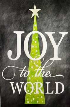 Joy to the World with Tree