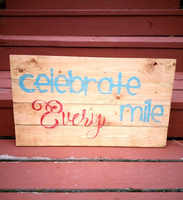 Celebrate Every Mile