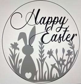 Happy Easter Round