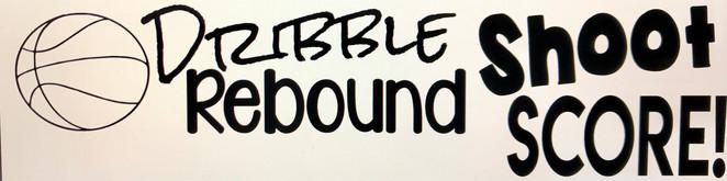 Dribble Rebound Shoot Score