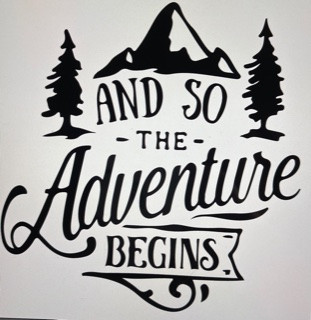 And So the Adventure Begin