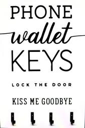 Phone Wallet Keys