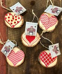 Valentines or Coasters