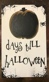 Days til Halloween
