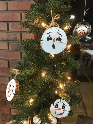 Snnowman Ornament