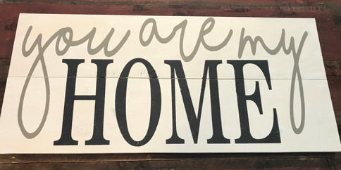 You are My Home