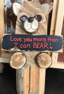 Bear Post