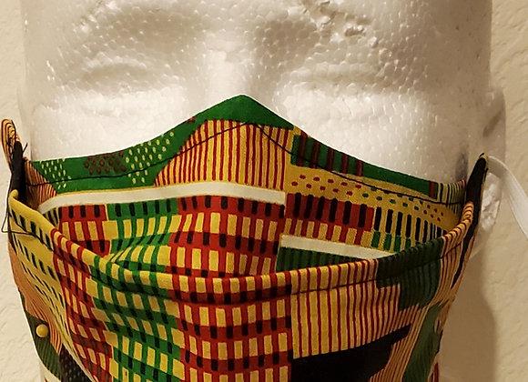 African Kente Print
