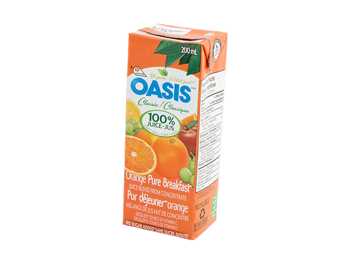 Oasis Juice Box