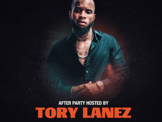 Win Tickets to see Tory Lanez!