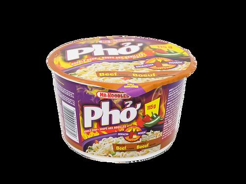 Mr. Noodles Phõ Bowl