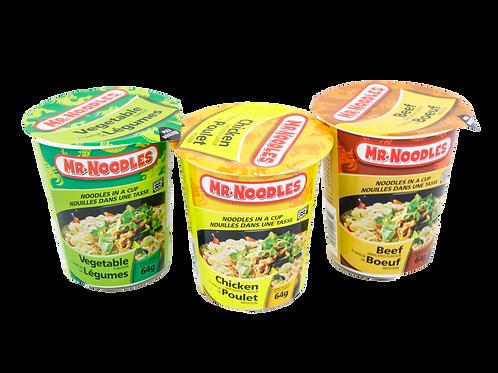 Mr. Noodles Cup