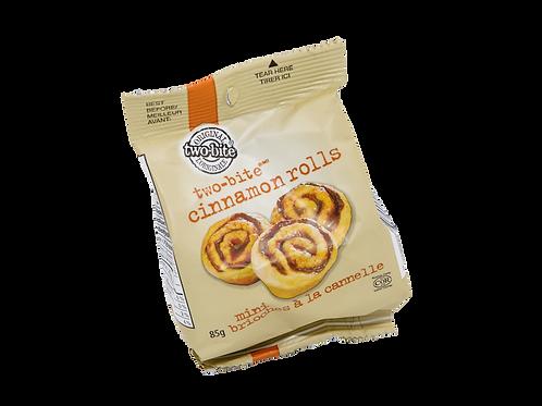 Two-bite Cinnamon rolls