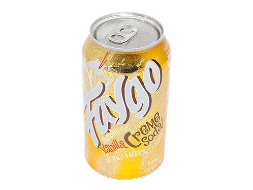 Faygo Vanilla Creme Soda!
