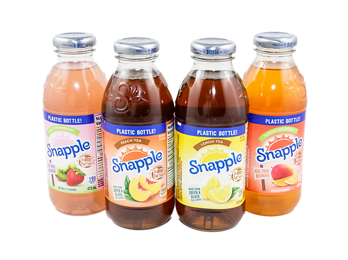 Snapple Assorted Drinks