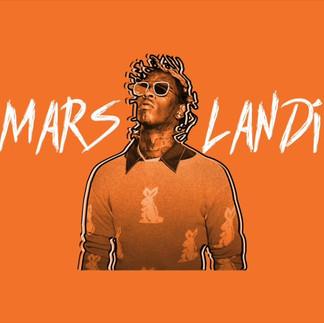 """Ak Sosa: FUTURE TYPE BEAT """" MARS LANDING """""""