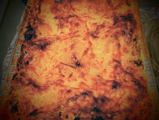How To Change The World…One Batch Of Lasagna At A Time