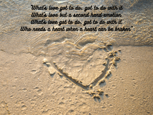 What's Love Got To Do With It? Domestic Abuse: A First Hand Emotion