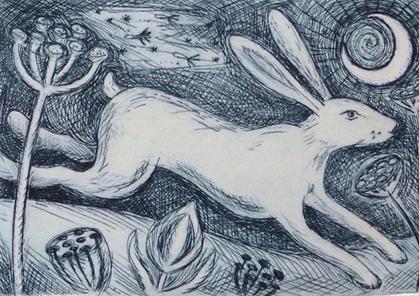 Moon Magic Hare