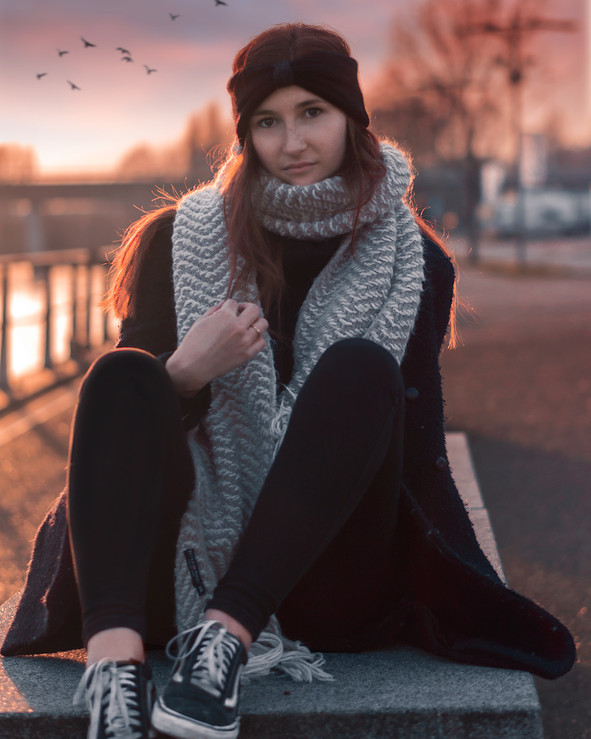 Portrait Photo shoot Kortrijk, Leie