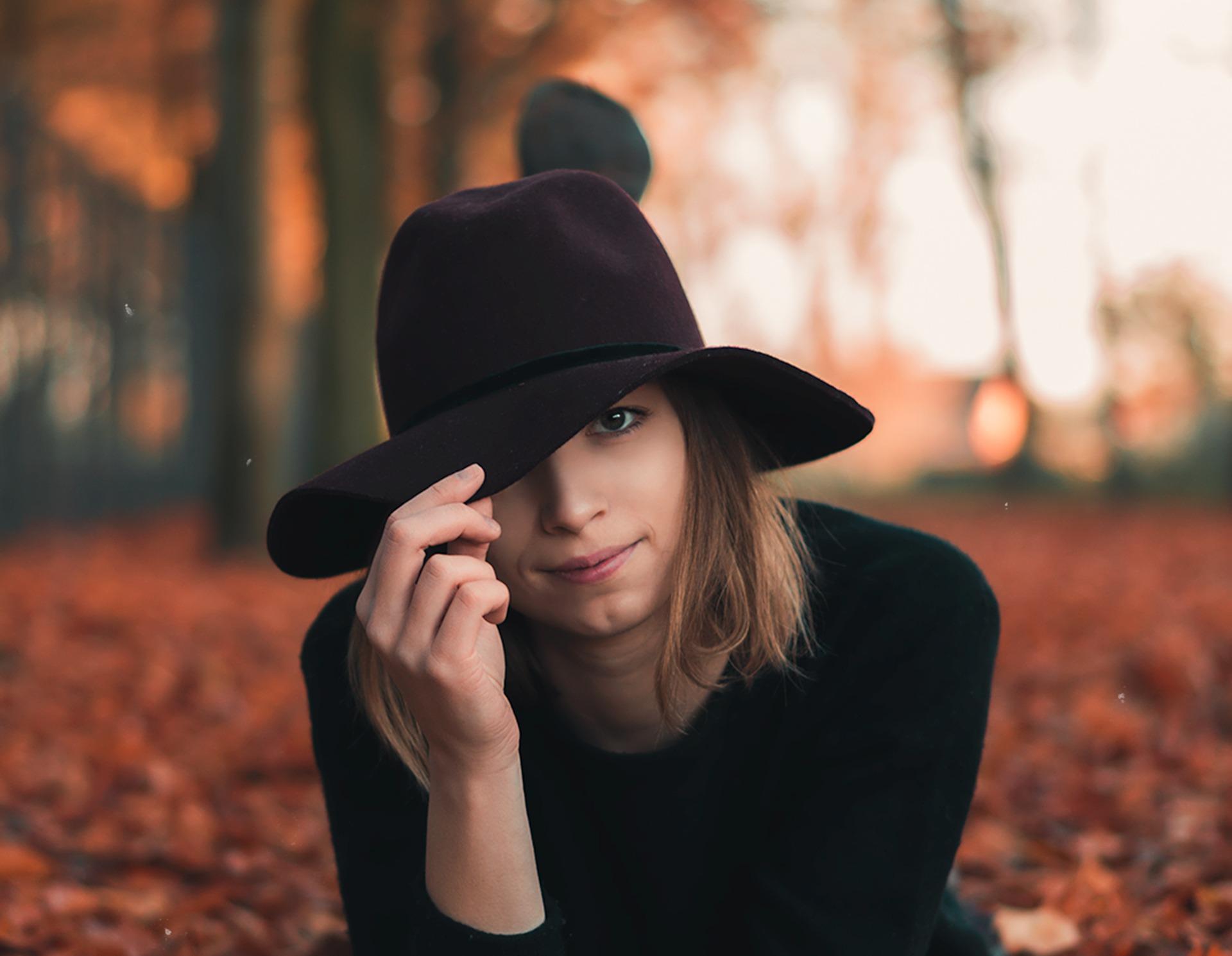 Creatief Portret Marie