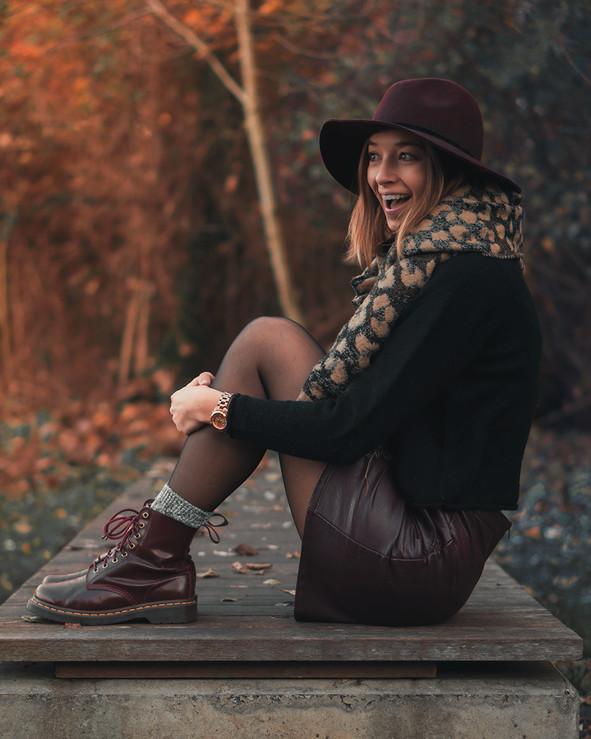 Portrait Photo shoot Harelbeke, Gavers