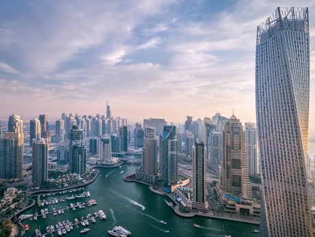 DUBAI | Uno sguardo sul futuro