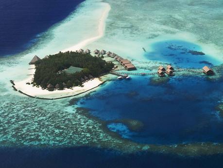 MALDIVE | Tutti i colori dell'azzurro