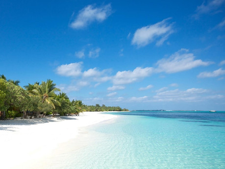 ABU DHABI+MALDIVE | Deserto turchese