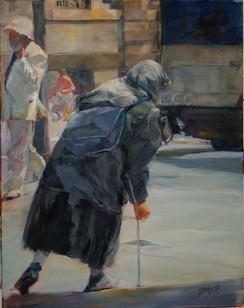 Beggar Lady #2