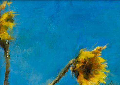 Breezy Sunflowers #2