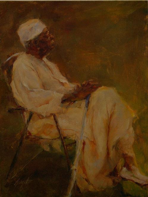 Sudanese Gentleman