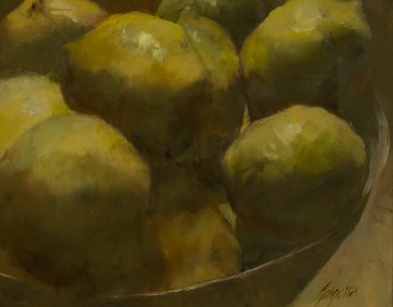 Overflowing Lemons