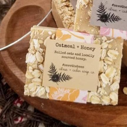 Oatmeal + Honey