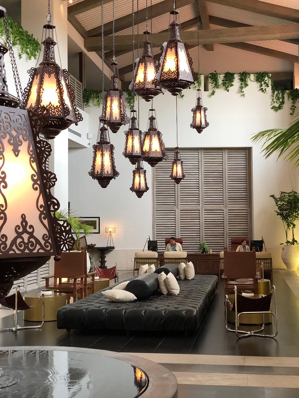 Voyages Isana, Unico hôtel