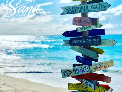 J'ai osé mettre les pieds au Bahamas