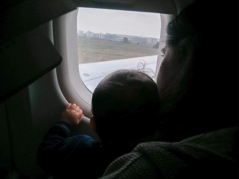 voyager avec un bébé, cauchemar ?